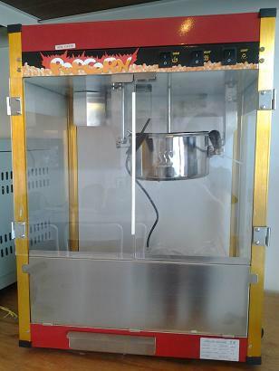Popcorn Machine Mesin Popcorn Popcorn Kiosk Equipments Johor Bahru Jb Malaysia