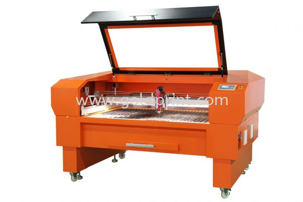 2 in 1 Metal & N0n-metal Cutting Laser Machine