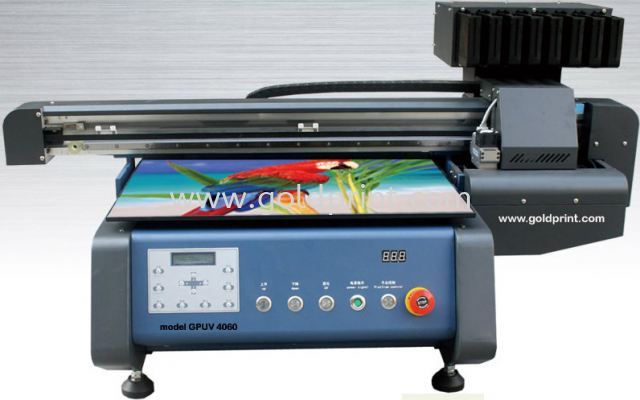 Desktop LED UV Printer