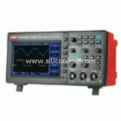 UNI-T - Digital Storage Oscilloscope (Full Colour) - UTD2102CEL