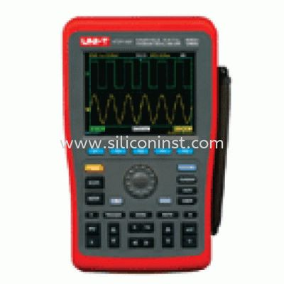 UNI-T - Handheld Digital Storage Oscilloscope (Full Colour) - UT