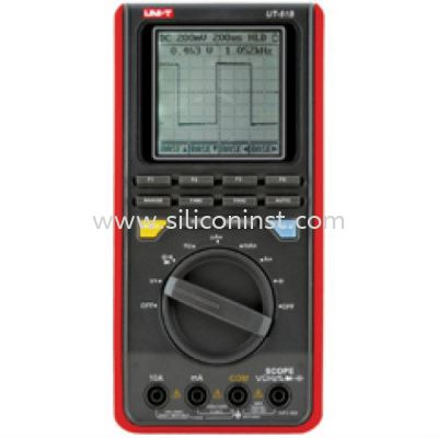 UNI-T - Scope Digital Multimeter - UT81B