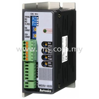 MD2U-ID20 Autonics 2 Phase Stepper Driver  (Intelligence Type)
