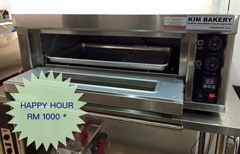 Happy Hour - Electric Oven (JB) @ RM 1000.00*