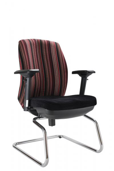 KSC6446-VC/Linear-Visitor Chair
