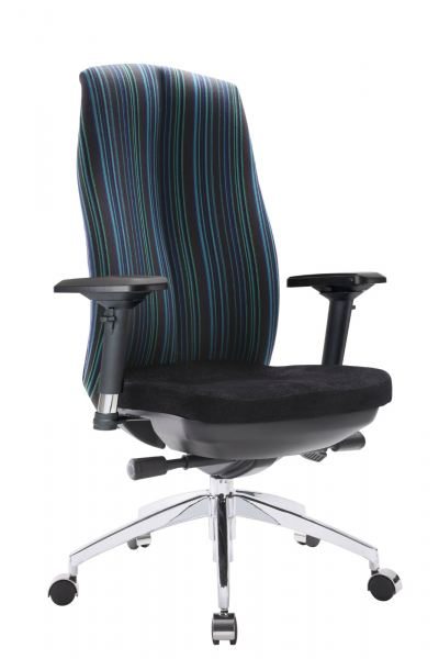 KSC6116-HB/Linear-High Back Chair