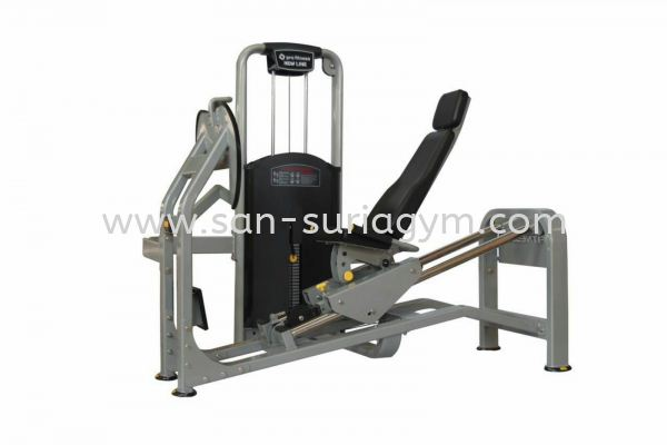 Leg press + Calf machine