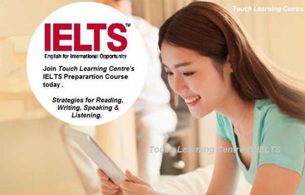 IELTS Course in Jb