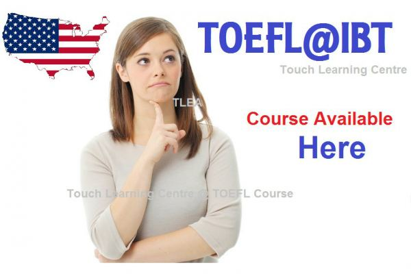 Toefl Course in Jb