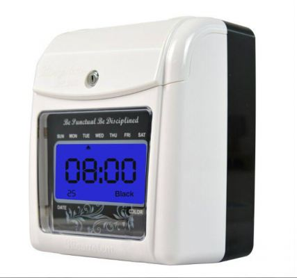 BIOSYSTEM Electronic Time Recorder (BX-3300 Digital)