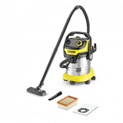 KARCHER Multipurpose Wet & Dry Vacuum Cleaner WD-5 Premium