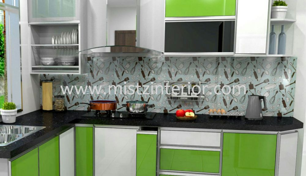 Interior Design Penang Kitchen Cabinet Supplier Malaysia Home Renovation In Kepala Batas