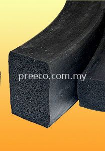 Epdm Rubber Sponge Strip Door Hatch Marine Door