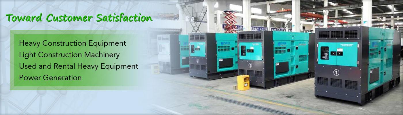 Clonazepam heavy machinery