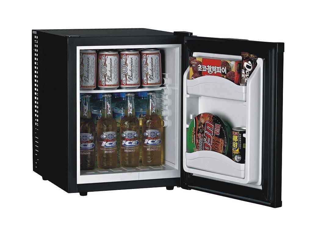 Mini bar with fridge
