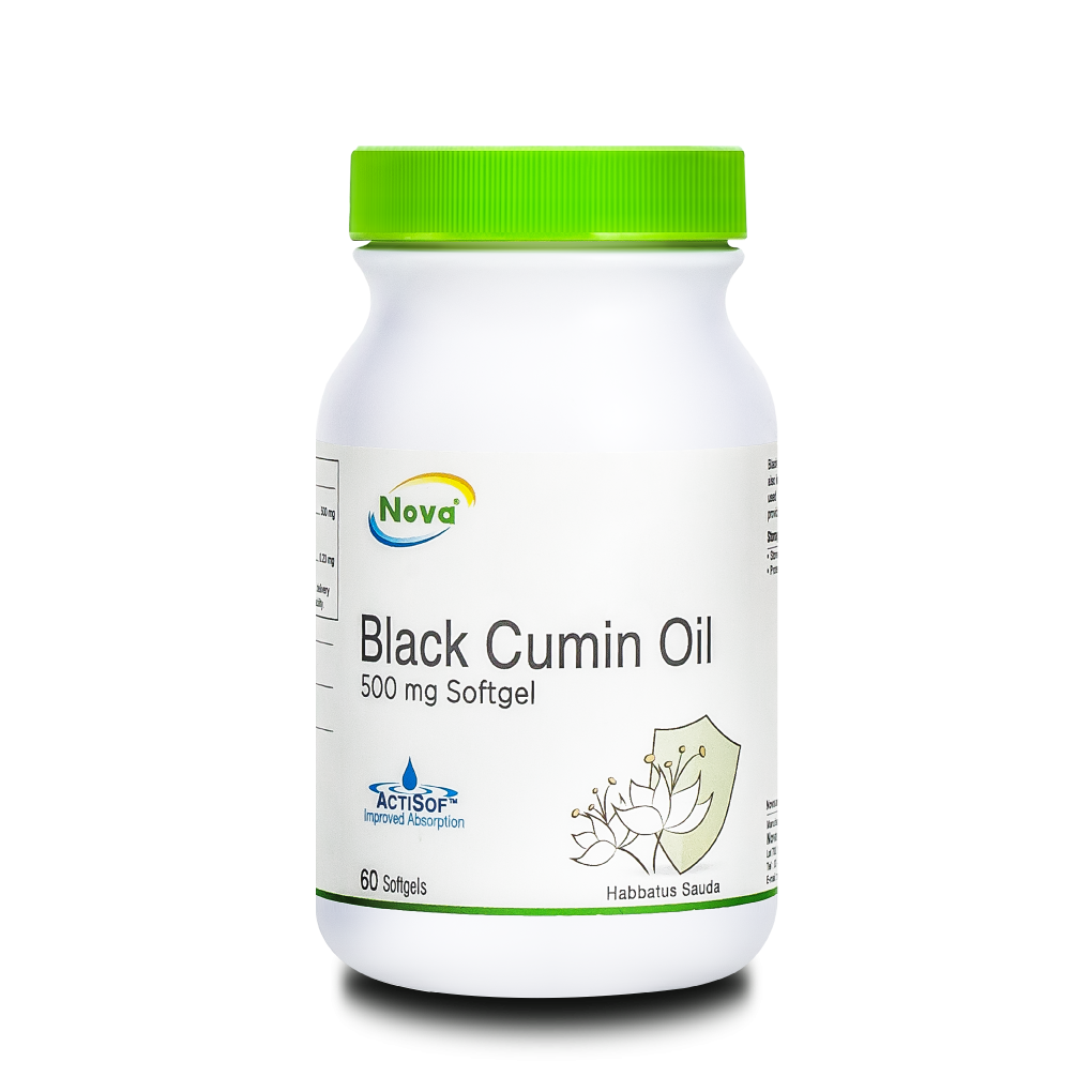 Nova Black Cumin Oil