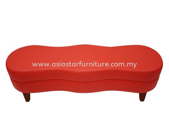 AEZO BENCH C/W WOODEN BASE 4-C
