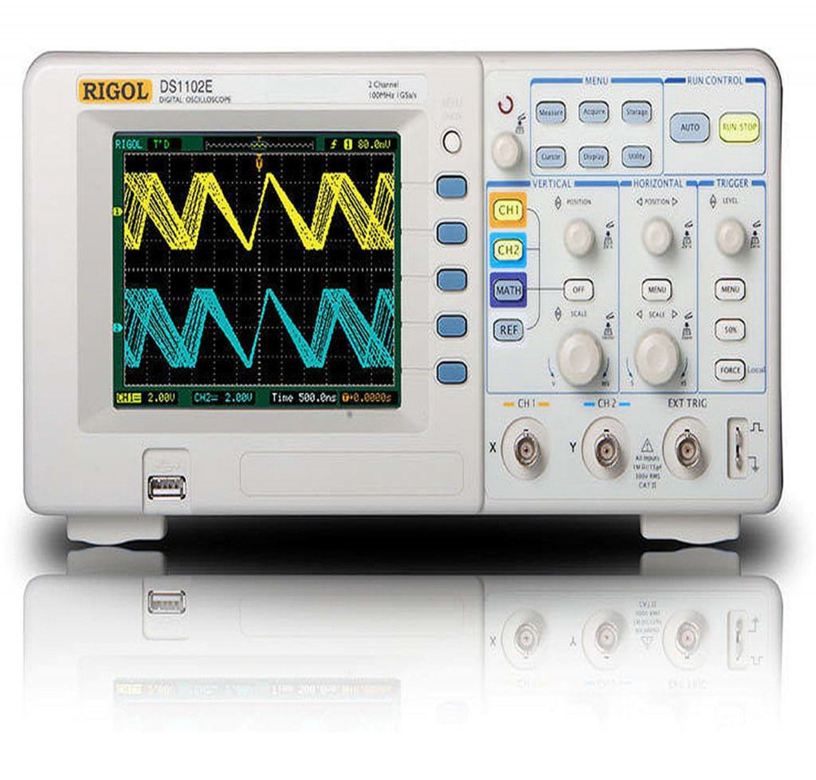 RIGOL Digital Oscilloscope (1000 Series)
