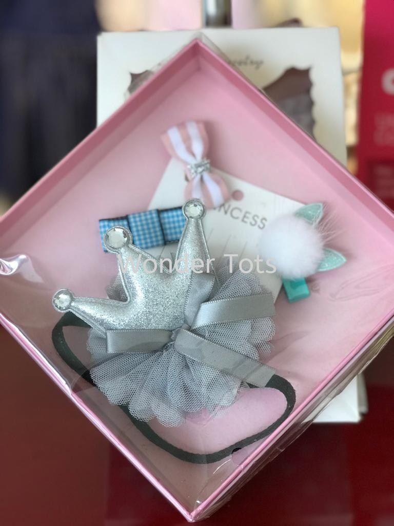 BabyGirl Hair Accessories Gift Box