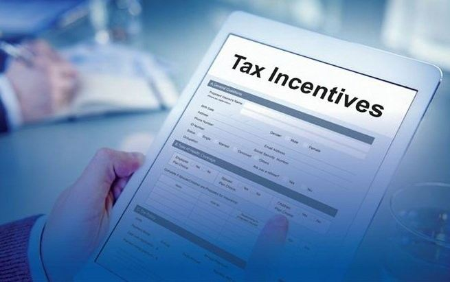 Income Tax Incentive