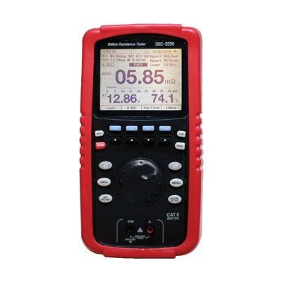 SBS-6500 DIGITAL BATTERY IMPEDANCE TESTER
