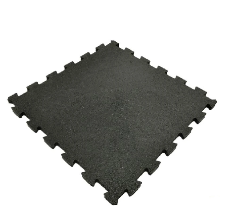 GYM CARPET 1.5 BLACK INTERLOCK (4PC/SET)