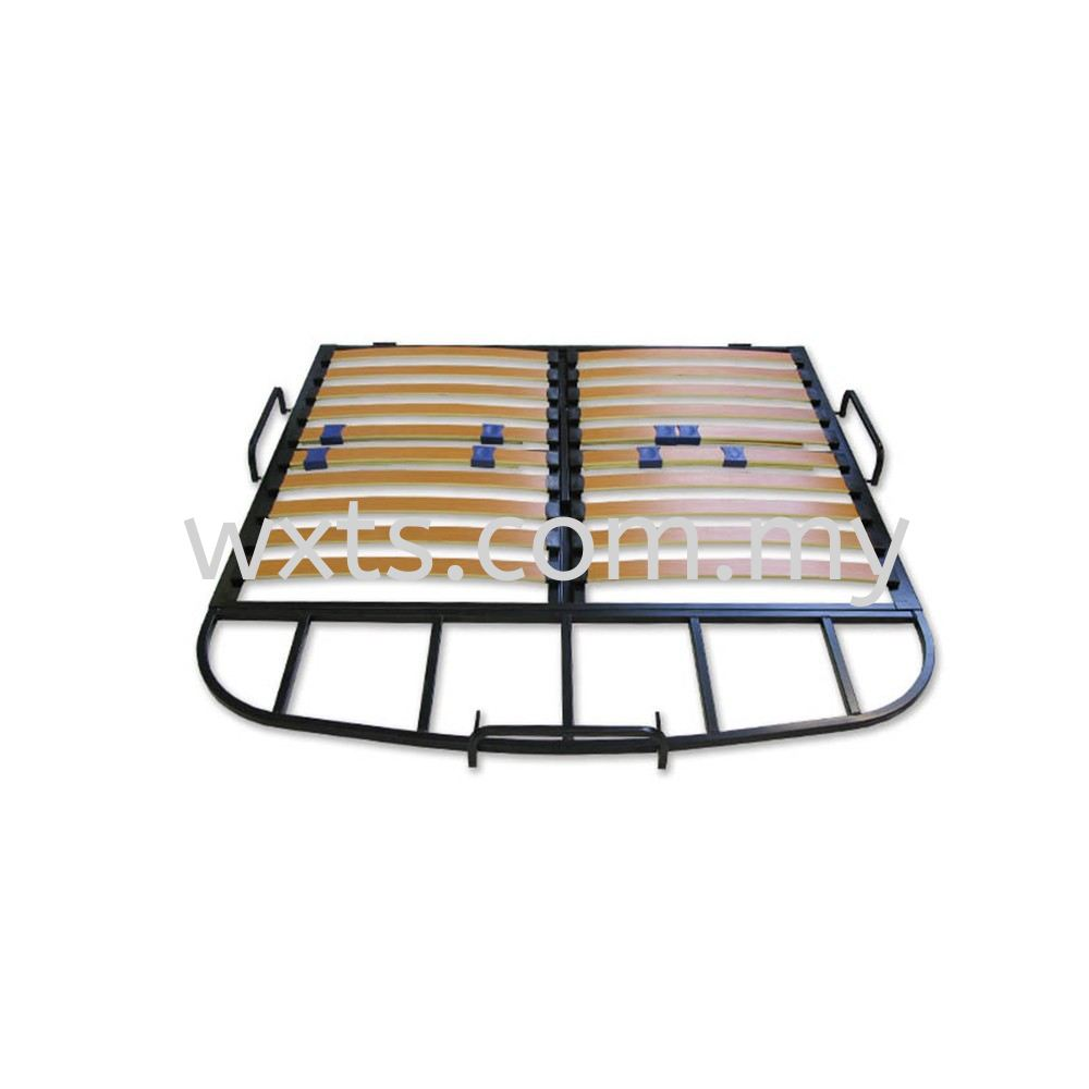 Slatted Bed Frame