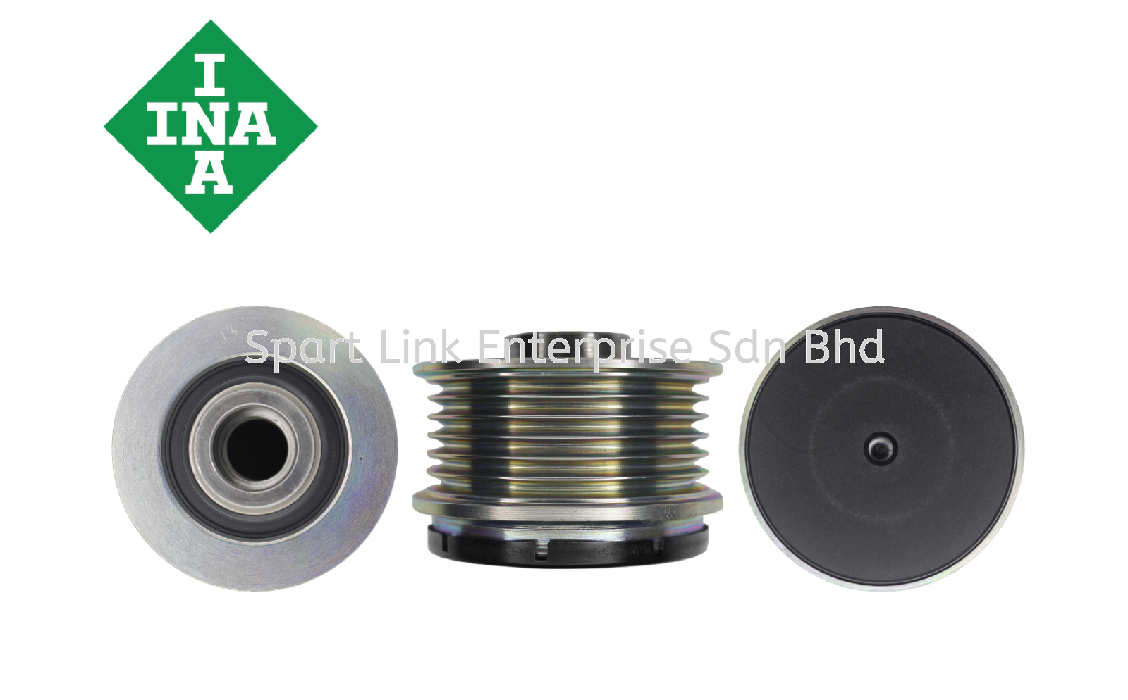 Alternator Clutch Pulley Chevrolet Colorado