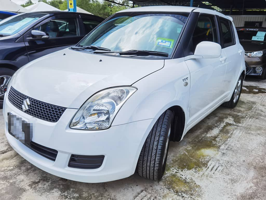 2012 Suzuki SWIFT 1.5 GLX FACELIFT (A)