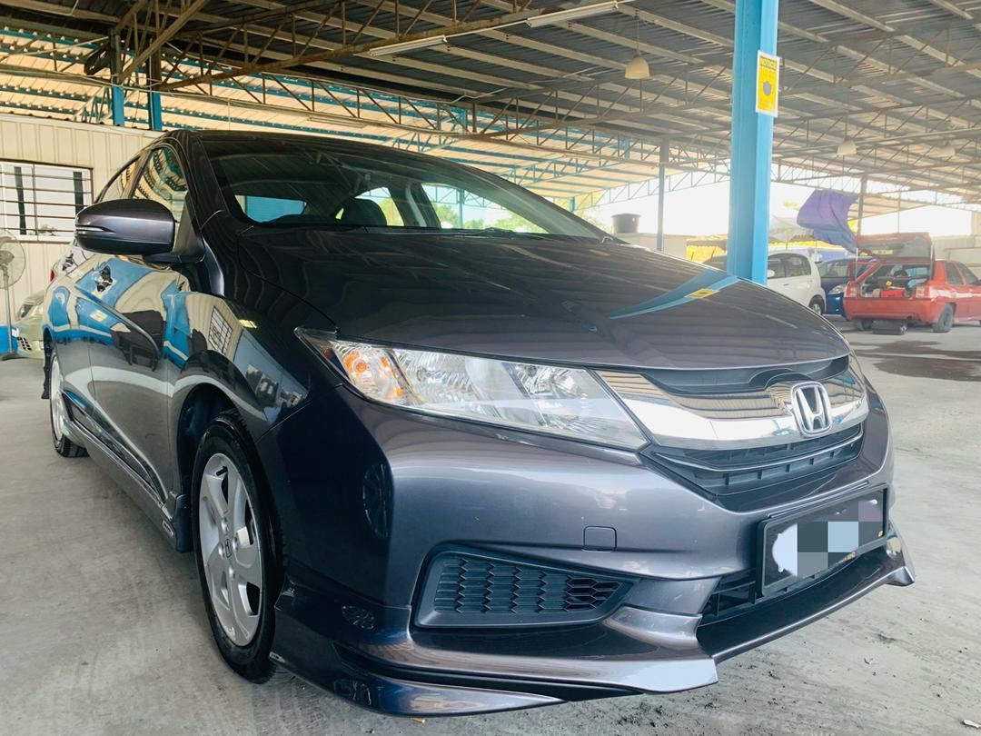 2013 Honda CITY 1.5 E auto full loan