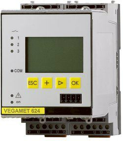 DISPLAY CONTROL LEVEL, GAUGE MEASUREMENT VEGAMET 624