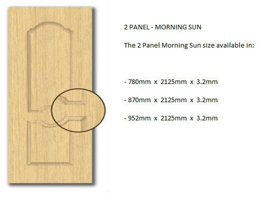 2 PANEL MORNING SUN