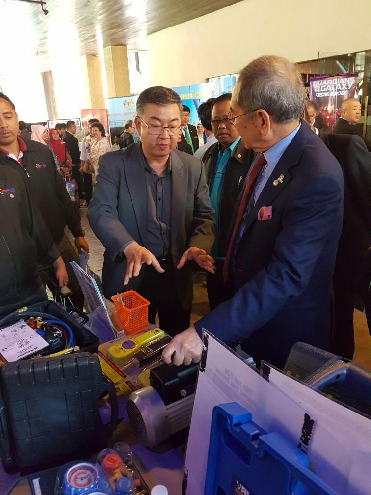 The International Ozone Day 2017 Celebration Held On 5-10-17 At Hotel Pullman, Putrajaya