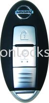 NSN Oval 2B Remote Key