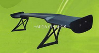 carbon look  gt wing
