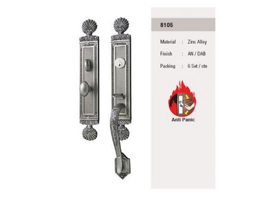 ST GUCHI_Mortice handle set 8105