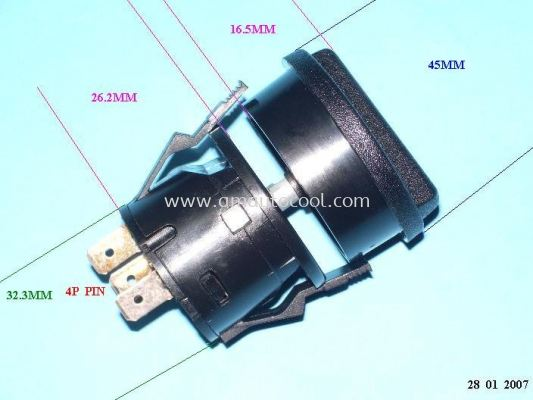 (BLS)   Ford Blower Switch
