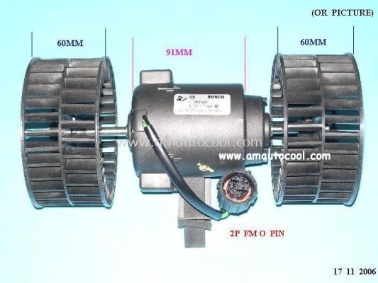 (BLM)   Scania Blower Motor