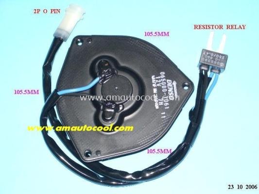 (CDFpand)   Proton Condenser Fan