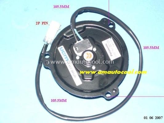 (CDFpsuc)   Proton Condenser Fan