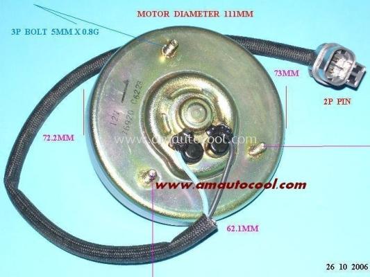 (CDFpwpt)   Proton Condenser Fan