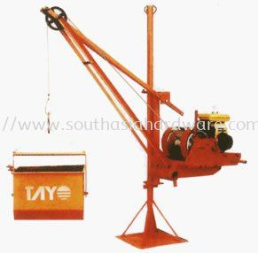 TAYO Hoist Construction