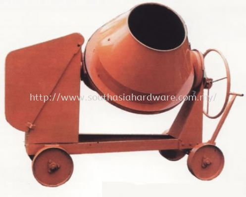 TAYO Manual Fed Concrete Mixer