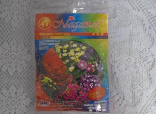 Nagamas Flowering Fertilizer 47 400g 4776