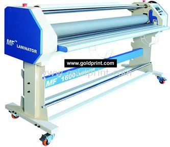GP1600 Laminator and Mounting Machine