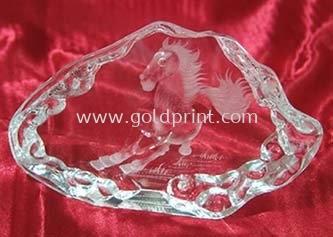 Crystal Engravings
