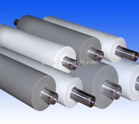 Rubber , Silicone Roller Recoating