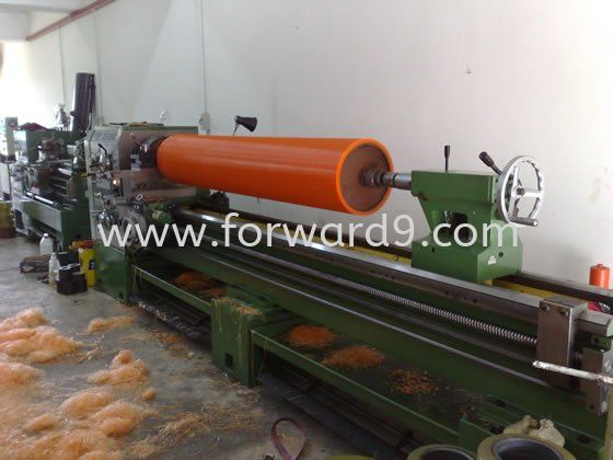 Machinery of Roller  Machinery Polymer ( PU / Rubber etc )
