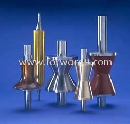 Mould Casting : Castable In Mould Machinery Polymer ( PU / Rubber etc )