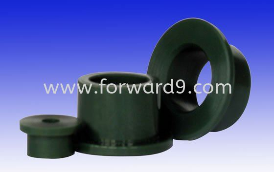 Rubber Bushing  Rubber  Polymer ( PU / Rubber etc )